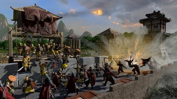 全面战争三国受命于天游戏图片5