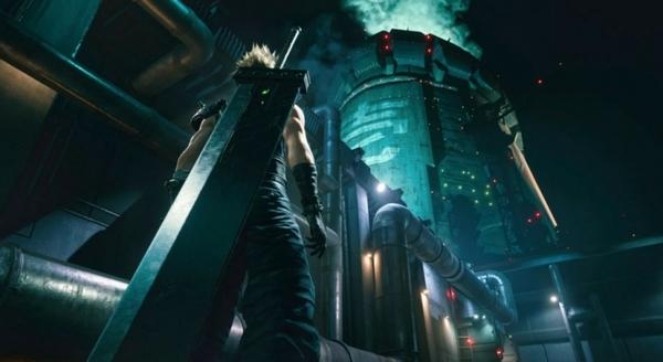最终幻想7重制版游戏截图