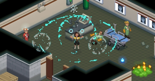 NS怪奇物语3:游戏版汉化补丁截图0
