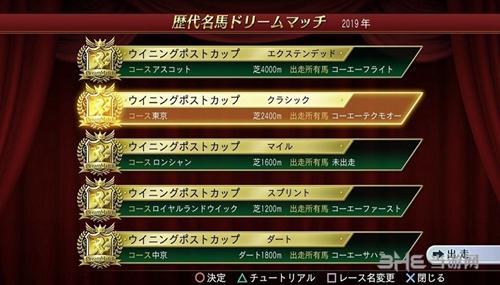 赛马大亨8游戏截图3
