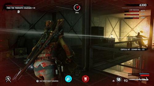 《僵尸部队4:死亡战争》游戏截图