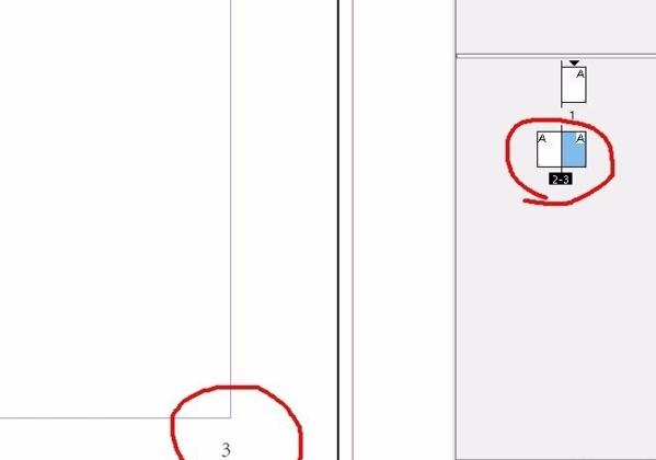 InDesign cc 2019页码设置界面7