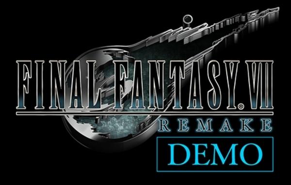最终幻想7重制版demo图片