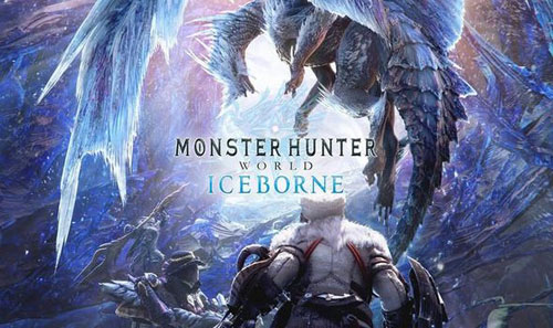 《怪物猎人世界冰原》游戏截图