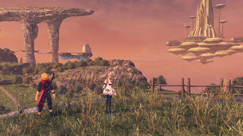 《异度神剑:终极版》游戏截图1