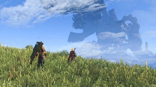 《异度神剑:终极版》游戏截图4
