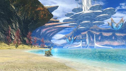 《异度神剑:终极版》游戏截图3