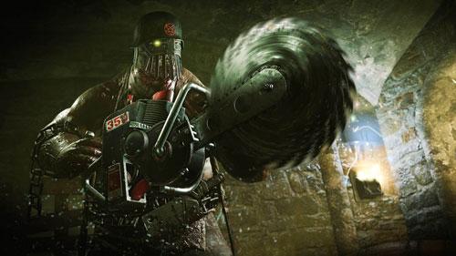 《僵尸部队4:亡灵大战》游戏截图2