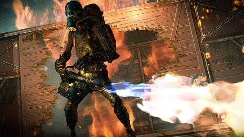 《僵尸部队4:亡灵大战》游戏截图4
