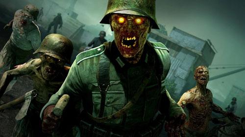 《僵尸部队4:亡灵大战》游戏截图3