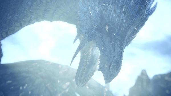 怪物猎人世界冰原DLC图片