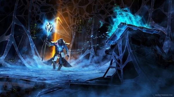 恶魔之书游戏图片3