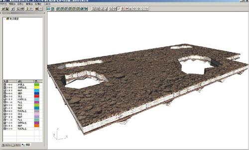 理正三维地质建模系统截图