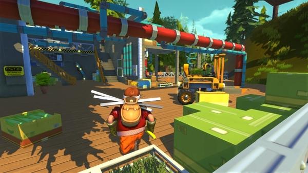 废品机械师游戏图片1