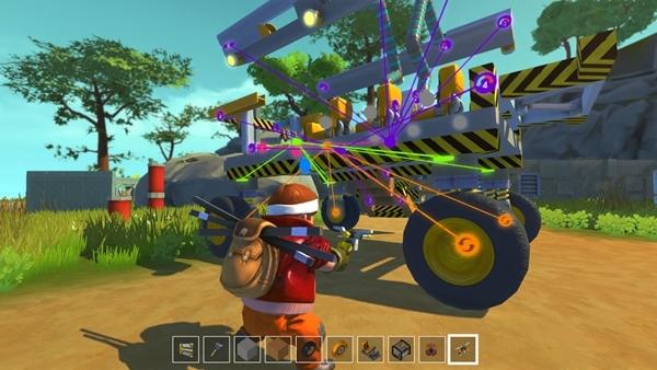 废品机械师游戏图片3