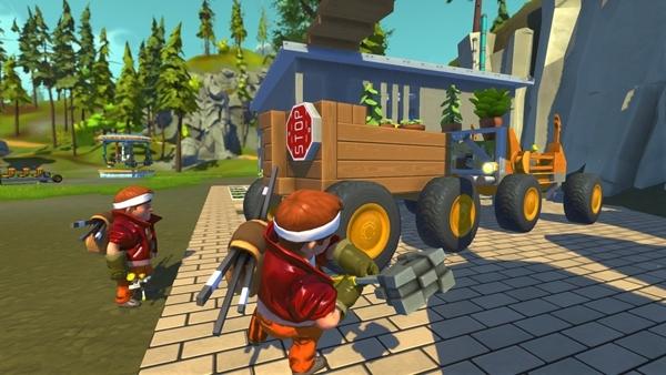废品机械师游戏图片4