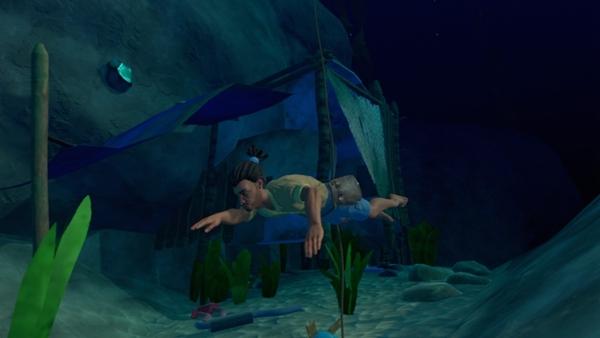 海上漂流记游戏图片2