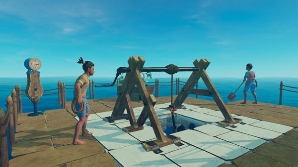 海上漂流记联机版游戏图片4