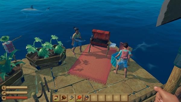 海上漂流记联机版游戏图片3