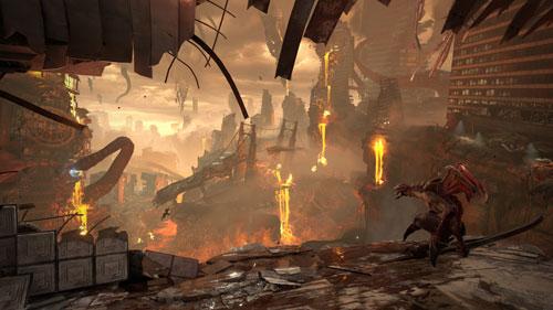 《毁灭战士:永恒》游戏截图3