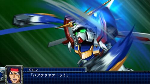 超级机器人大战X游戏截图