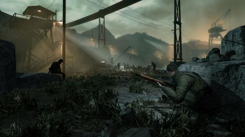 狙击精英v2游戏截图