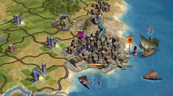 文明4游戏图片2