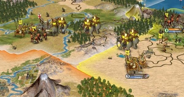 文明4游戏图片4