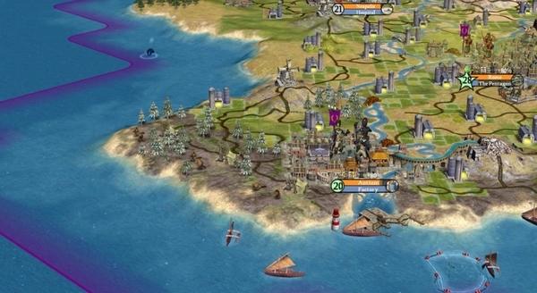 文明4游戏图片5
