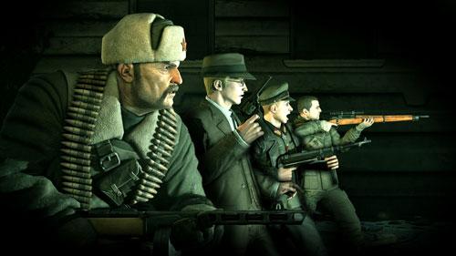 狙击精英纳粹僵尸部队游戏截图