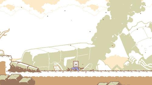 《酷派忍者》 游戏截图