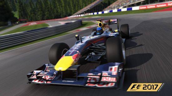 F1 2017图片