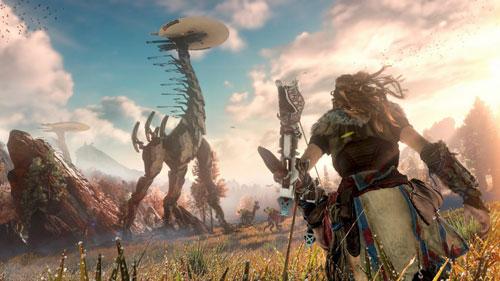 《地平线:黎明时分》游戏截图1