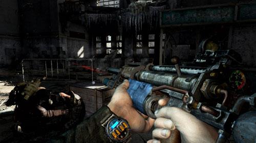《地铁:归来》游戏截图