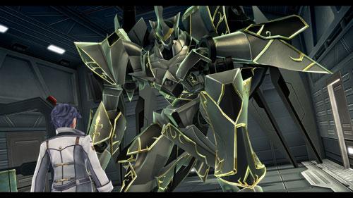 《闪之轨迹3》游戏截图