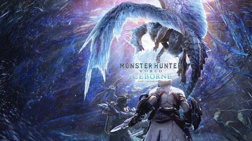 《怪猎世界:冰原》游戏截图