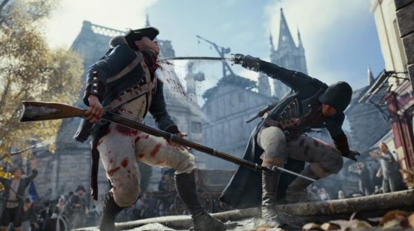 刺客信条大革命游戏图片