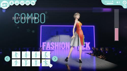 《时尚设计师》游戏截图5
