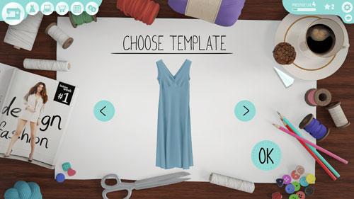 《时尚设计师》游戏截图7