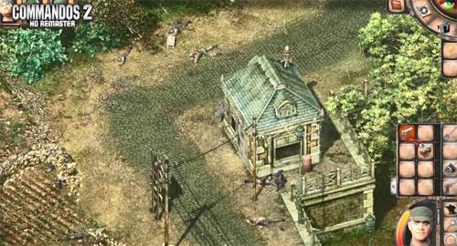 《盟军敢死队2:高清重置版》 游戏截图5