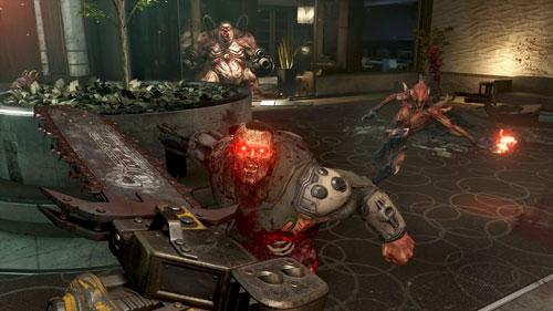 《毁灭战士:永恒》游戏截图2
