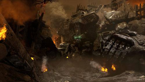 《毁灭战士:永恒》游戏截图4