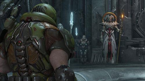 《毁灭战士:永恒》游戏截图6