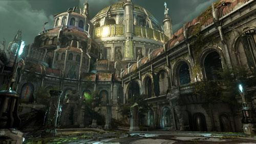 《毁灭战士:永恒》游戏截图7