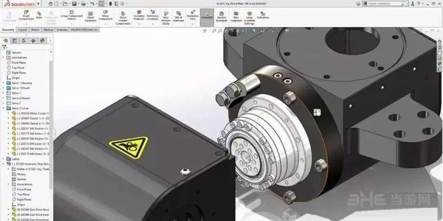 SolidWorks图片1