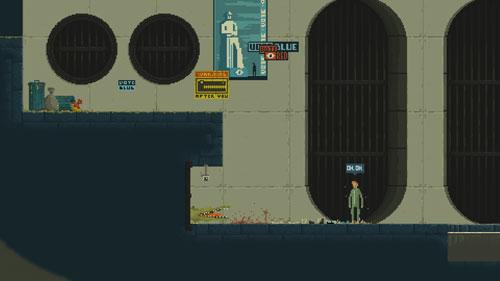 《围城里的演出》游戏截图