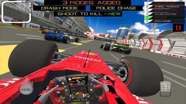 方程式赛车模拟器截图4
