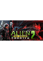 孤���手2:�髌�(Alien Shooter 2 The Legend)PC硬�P版