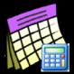 日期天數計算器