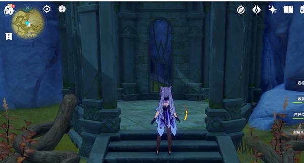 原神璃月地灵龛位置2